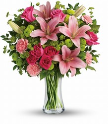 Dressed To Impress Bouquet from Schultz Florists, flower delivery in Chicago